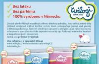 Chytré dětské plenky Wilogi - k osobnímu odběru u nás v Lukově