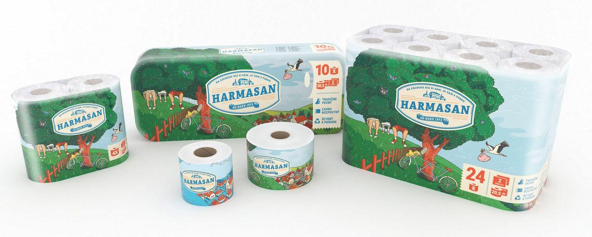 Dodáváme špičkové produkty značky HARMASAN